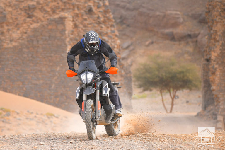 KTM 790 Adventure vs KTM Adventure R Motorcycle