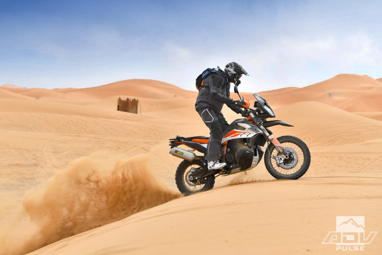 KTM 790 Adventure R Motorcycle