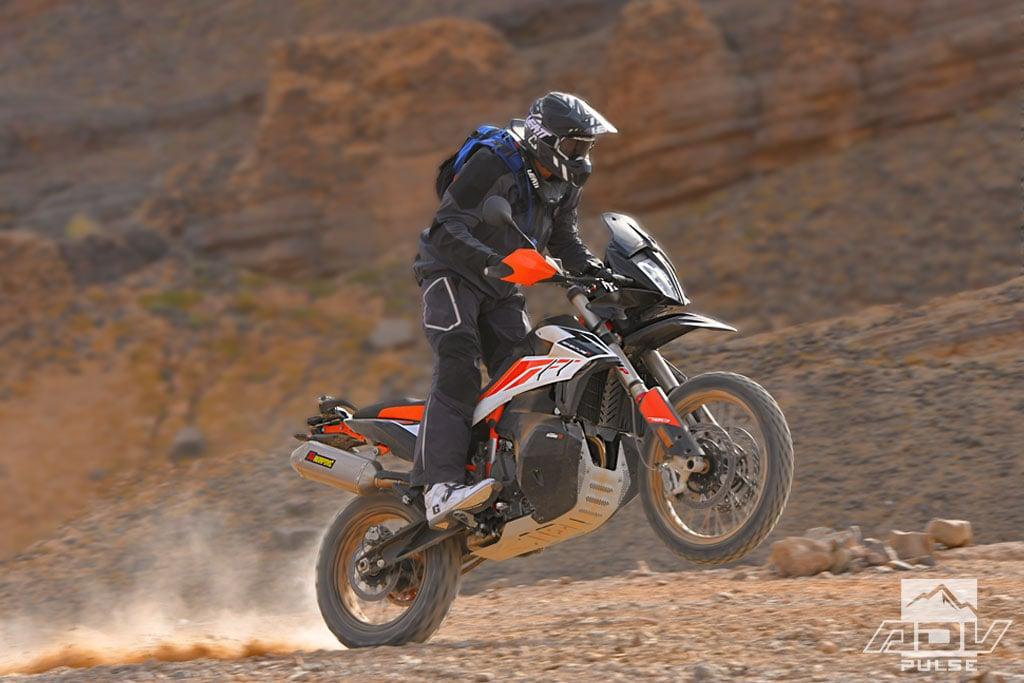 2019 Ktm 790 Adventure 790 Adventure R First Ride Adv Pulse