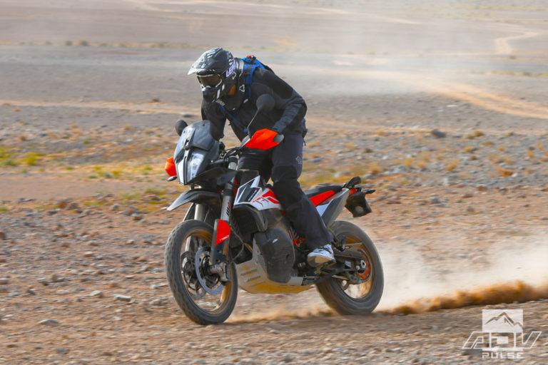 KTM 790 Adventure R Motorcycle