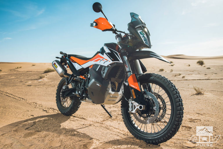 Adventure Motorcycle