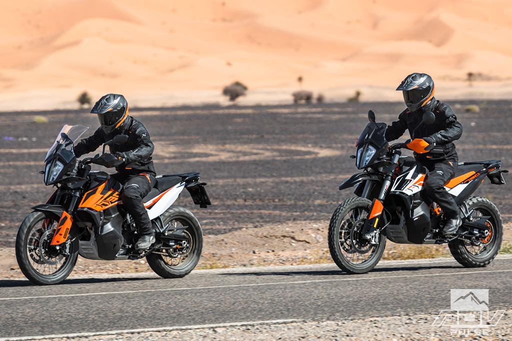 2019 KTM 790 Adventure & 790 Adventure R – First Ride - ADV Pulse