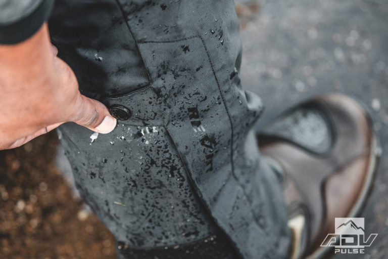 REV'IT! Ridge GTX jacket and Globe pants