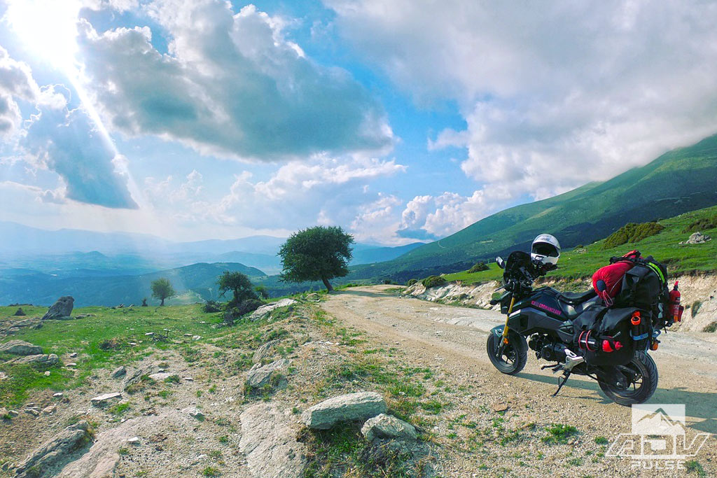 Riding the World on a Honda Grom