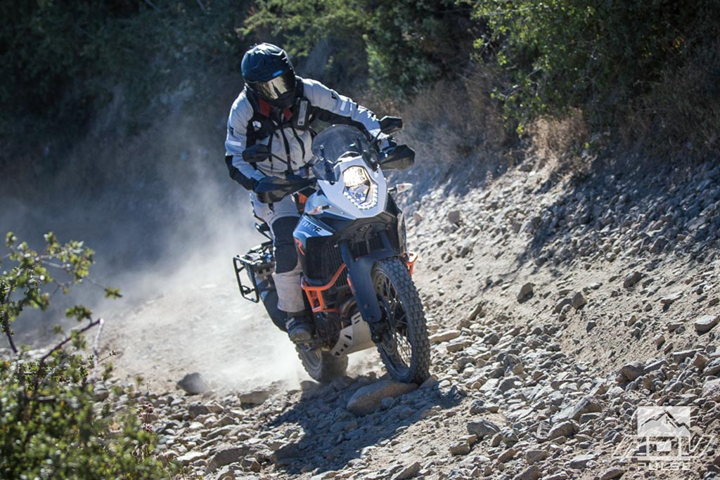 Christini AWD Kit for KTM Adventure Motorcycles