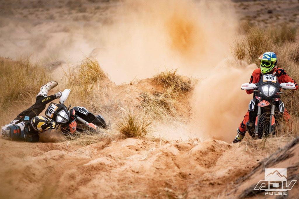 KTM Ultimate Race on 790 Adventure R