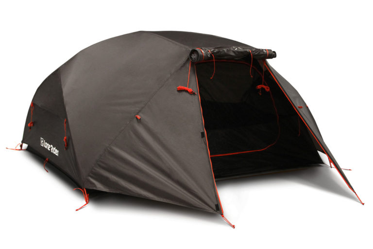 Adventure Motorcycle tent