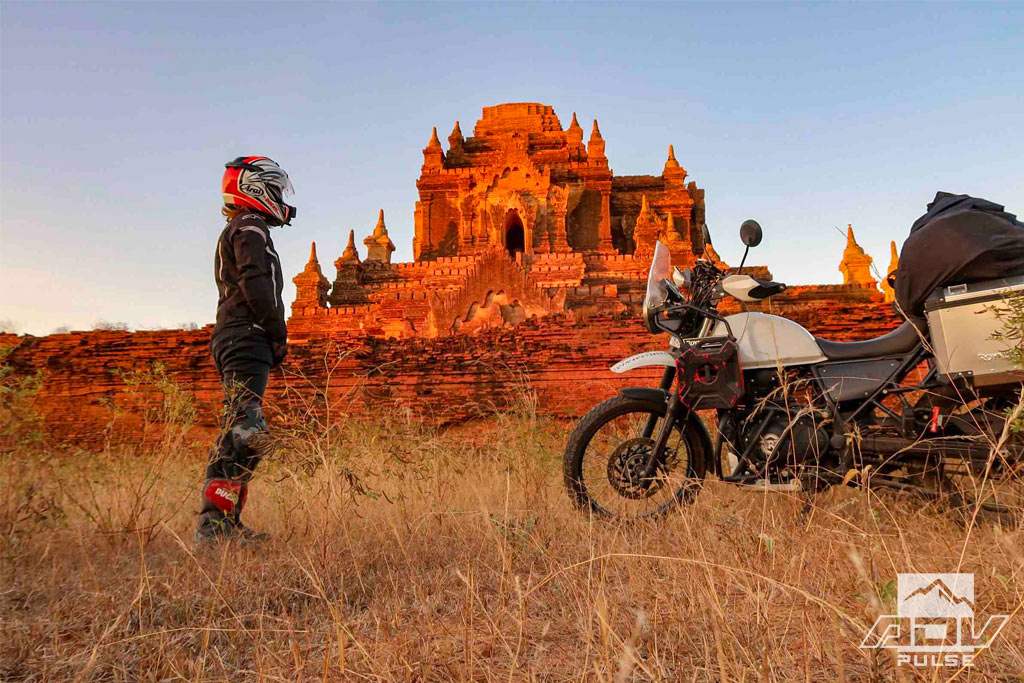 Noraly Schoenmaker - Riding the world on a Royal Enfield Himalayan