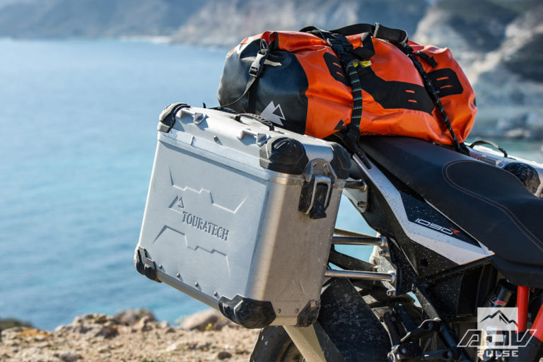 Touratech Zega Evo Motorcycle Panniers