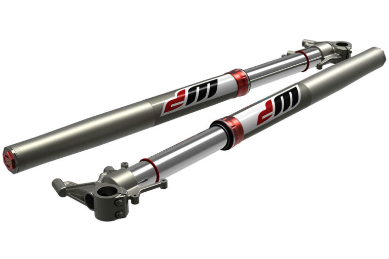 WP XPLOR Pro suspension for the KTM 790 Adventure R