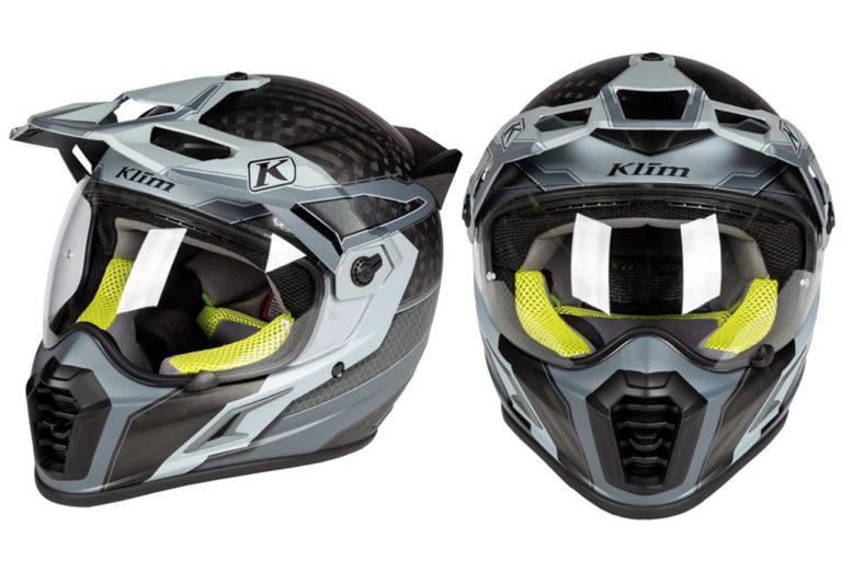 Klim Krios Pro Adventure Motorcycle Helmet