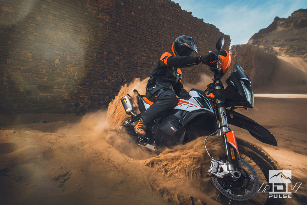 WP Launches Next Level Suspension for the KTM 790 Adventure