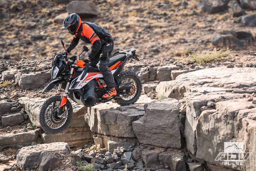 WP Launches Next Level Suspension for the KTM 790 Adventure R - ADV