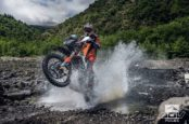 Chris Birch Nabs Impressive Finish at Hellas Rally on KTM 790 R