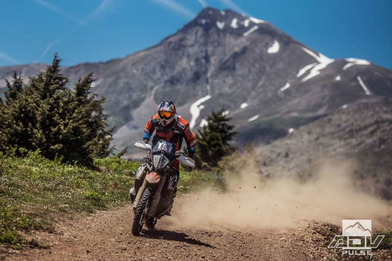 Chris Birch takes on Hellas Rally 2019 on KTM 790 Adventure R