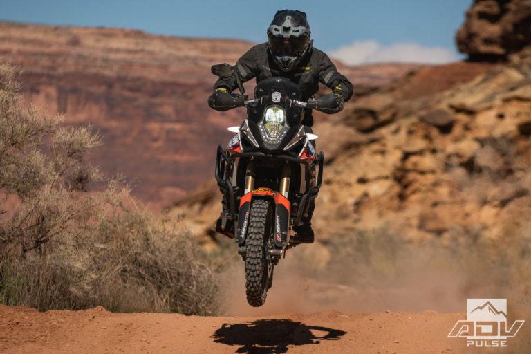 KTM 1090 Adventure Build