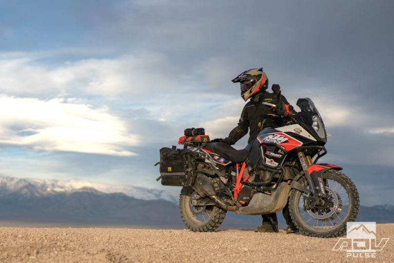 KTM 1090 Adventure Custom Build