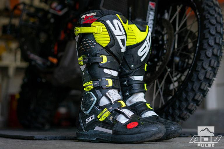 SIDI Crossfire 3 adventure boots