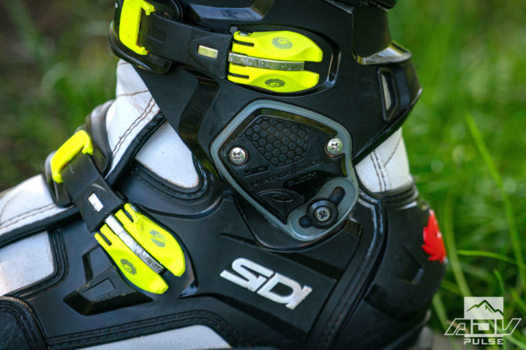 Shredding trails with the SIDI Crossfire 3 motocross boots