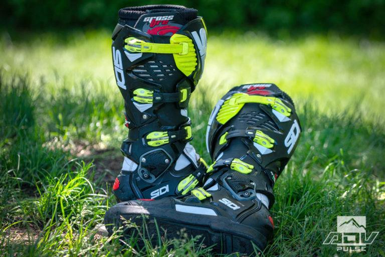 SIDI Crossfire 3 motocross boots sole