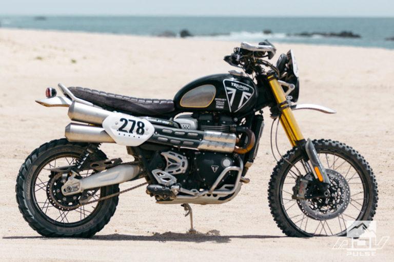 Triumph Scrambler 1200