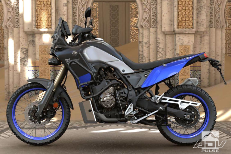 Yamaha Announces Accessory Packs For The Tenere 700 Adv