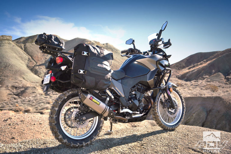 Adventure Motorcycle Luggage Guide for New Riders