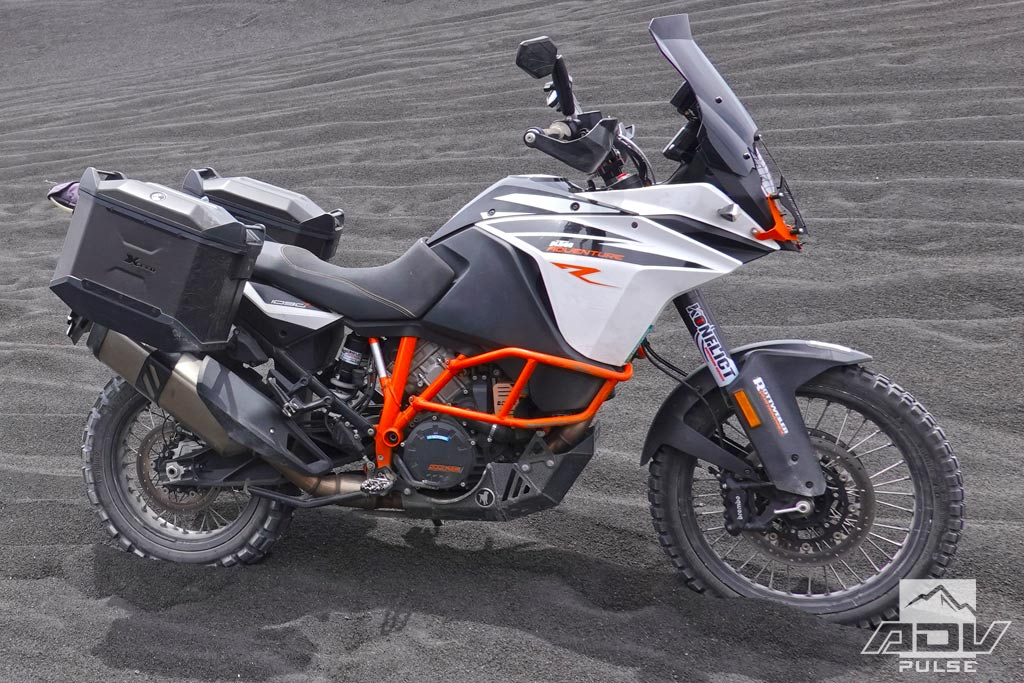 Hepco & Becker Xceed side cases for KTM 1090 Adventure