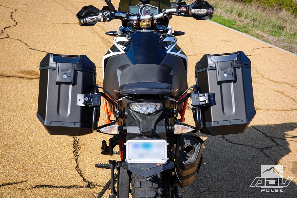 Hepco & Becker Panniers for KTM 1090 Adventure