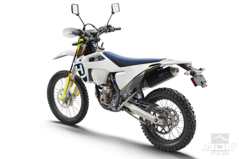 Husqvarna FE 350s Dual Sport Motorcycle