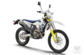 Husqvarna Launches New Generation of FE 350 and FE 501 Models