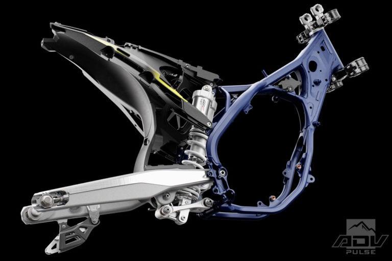 Husqvarna dual sport Base Frame Dual Sport Motorcycle
