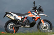 KTM Issues New Recall on 790 Adventure Models for Brake Issues