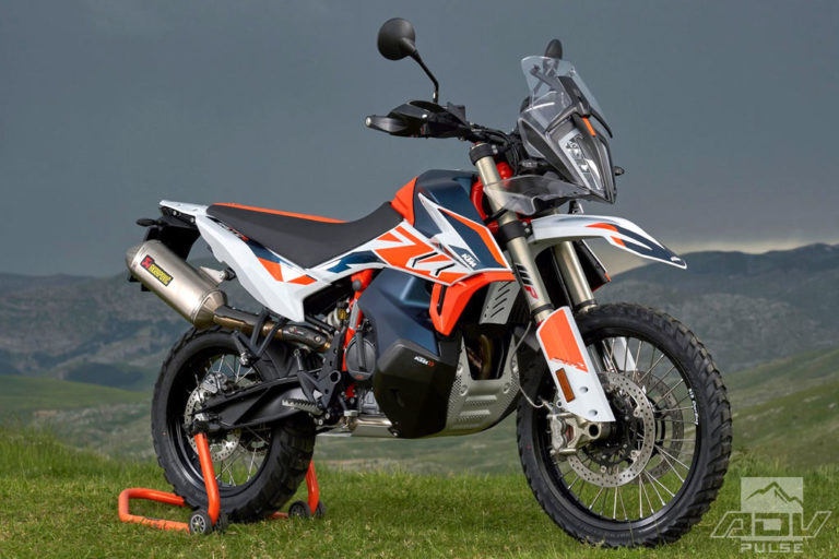 KTM 790 Adventure R Rally Adventure Motorcycle