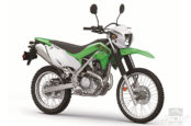 Kawasaki Announces All-New KLX230 Dual-Sport Model for 2020