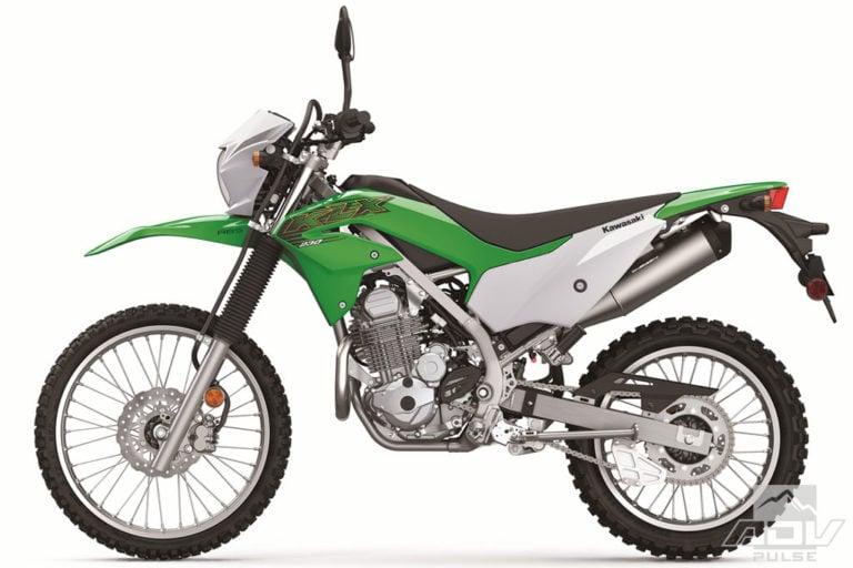 Kawasaki KLX230 Dual Sport Motorcycle