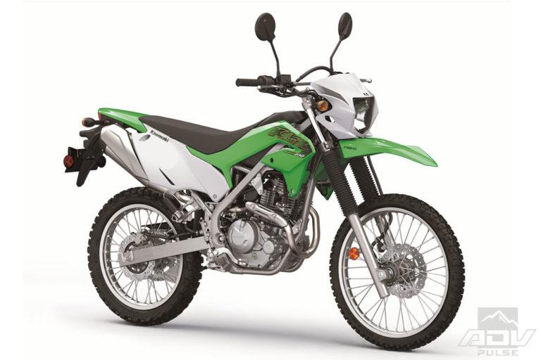 Kawasaki KLX 230 Dual Sport Motorcycle