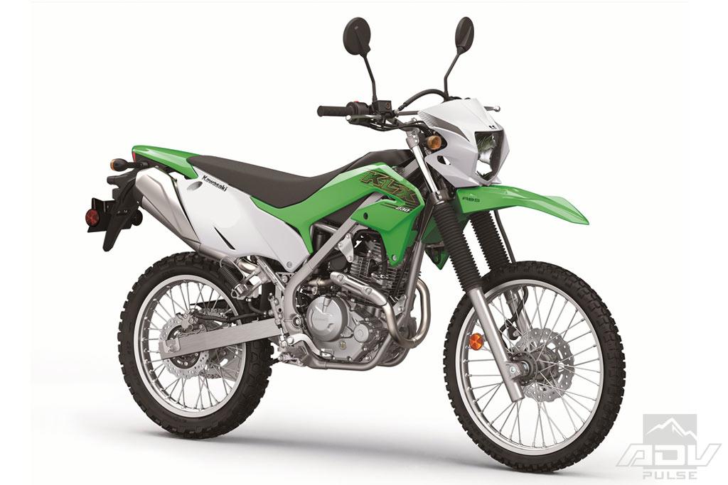 Kawasaki Announces All-New KLX230 Dual-Sport Model for 2020