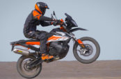Watch: KTM 790 Adventure R Rundown With Quinn Cody