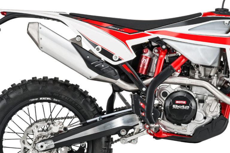 2020 Beta RR-S Dual Sport Motorcycles