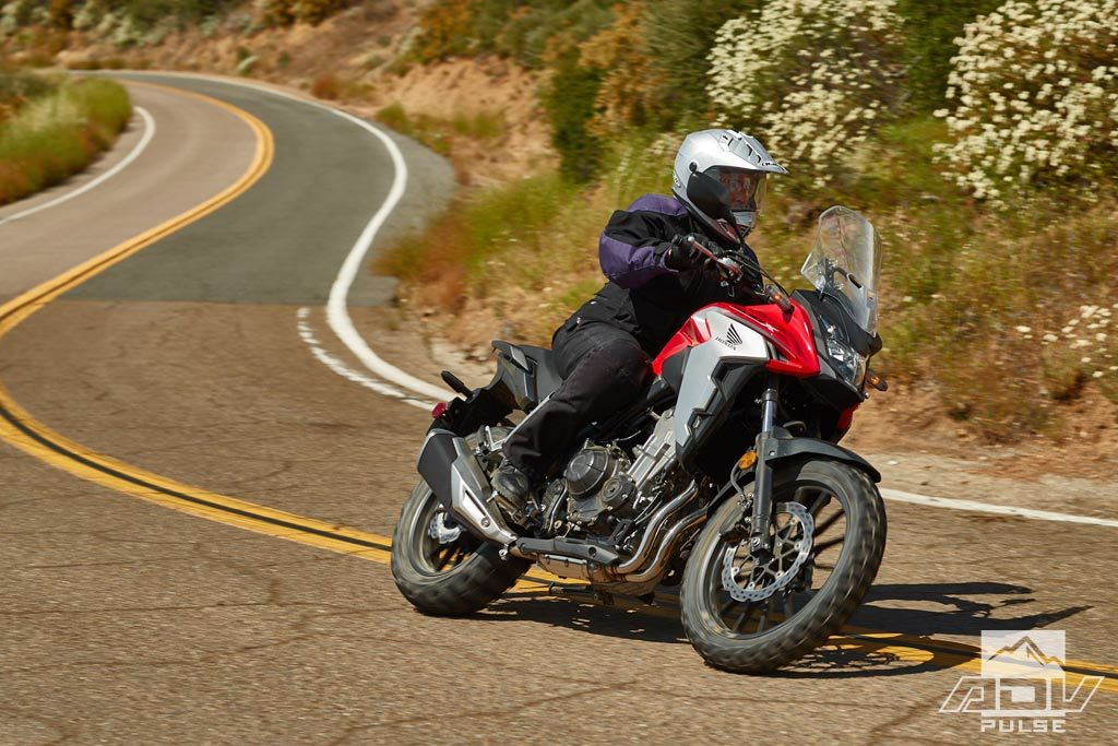 2019 Honda CB500X adventure motorcycle recall
