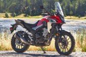 Honda Recalls Certain CB500X and CBR500R For Brake System Issue