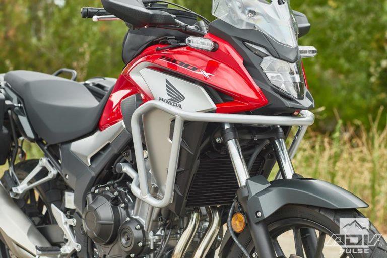 2019 Honda CB500X seat