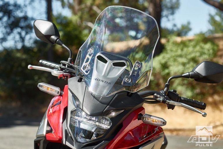 2019 Honda CB500X exhaust