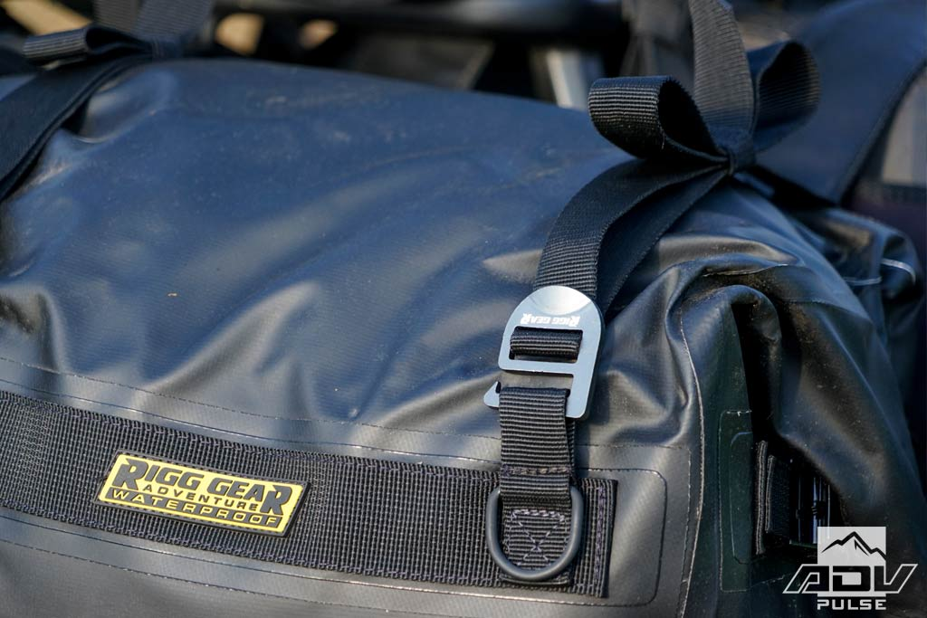 Nelson Rigg Waterproof Saddlebags