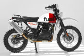 Meet the Royal Rally 400: A Paris Dakar-Inspired Himalayan Build