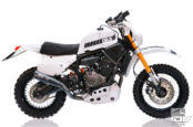 Yamaha Unveils The Swank Rally 700 Bike Build By Deus
