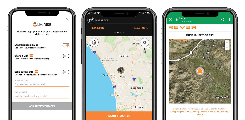 Mobile Gps App Rever Launches Liveride Location Sharing Features Adv Pulse Hello, my name is (твое имечко), i live in the town. mobile gps app rever launches liveride