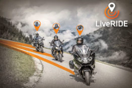 REVER LiveRIDE safety features