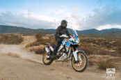 Watch: Honda Africa Twin CRF1000L2 Adventure Sports Tested